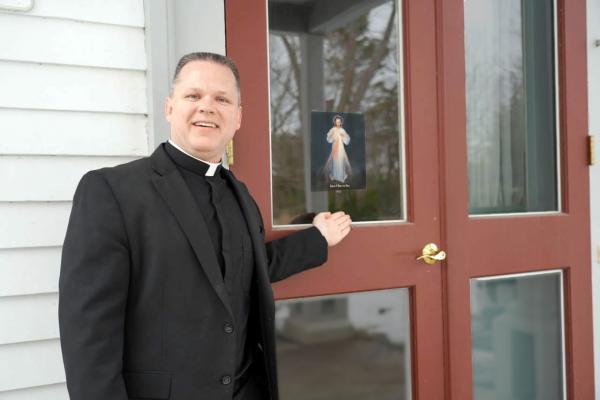 Seal The Doorposts!   The Divine Mercy