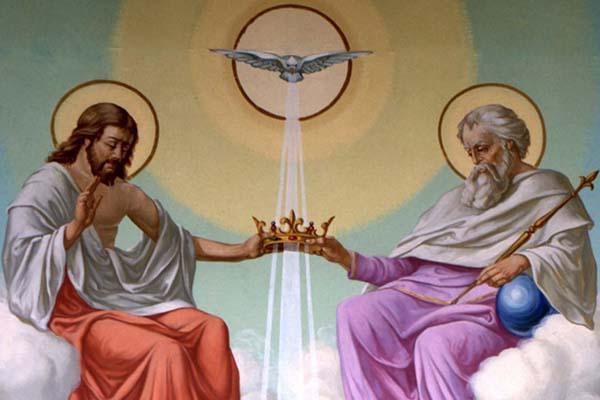 Holy Trinity | The Divine Mercy